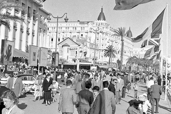 جشنواره کن. سالهای نخست