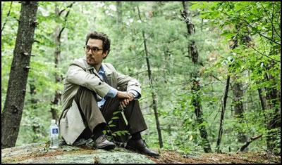 متیو مککانهی در پلانی از دریای درختان