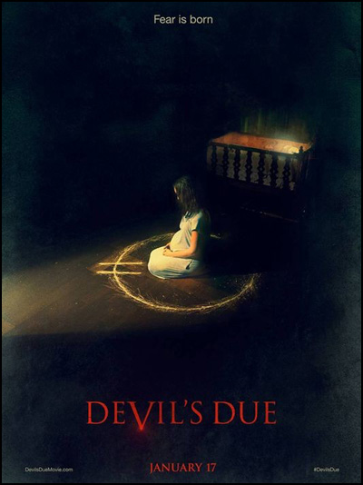 پوستر فیلم تحت توجه شیطان