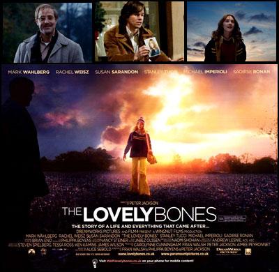 سینما و ادبیات - استخوانهای دوستداشتنی