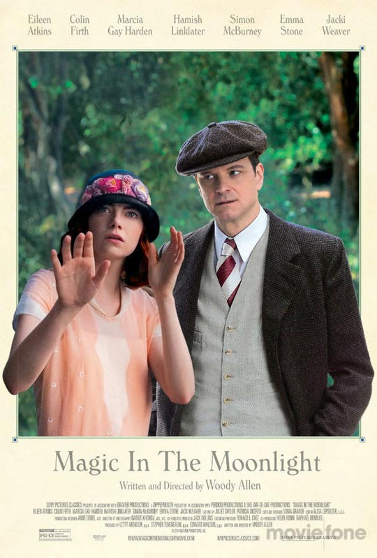 پوستر جادو در مهتاب